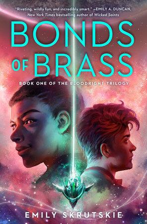 Bonds of Brass by Emily Skrutskie