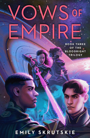 Vows of Empire by Emily Skrutskie