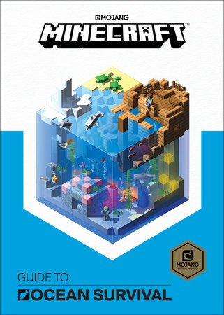 Minecraft: Guide to Ocean Survival by Mojang Ab and The Official Minecraft Team