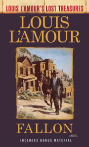Fallon (Louis L'Amour's Lost Treasures)