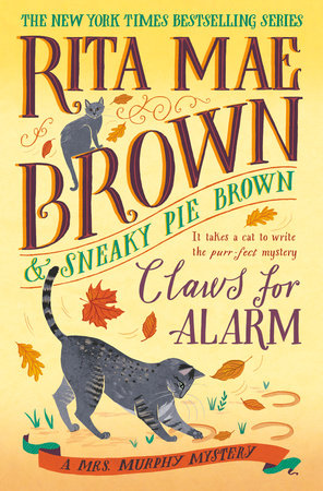 Claws for Alarm by Rita Mae Brown
