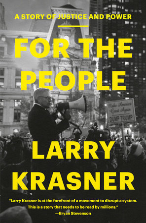 For the People by Larry Krasner