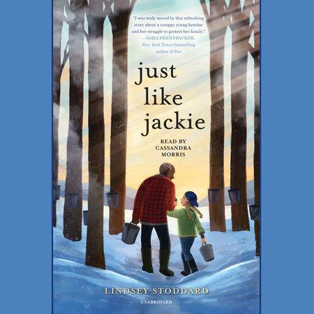 Just Like Jackie by Lindsey Stoddard