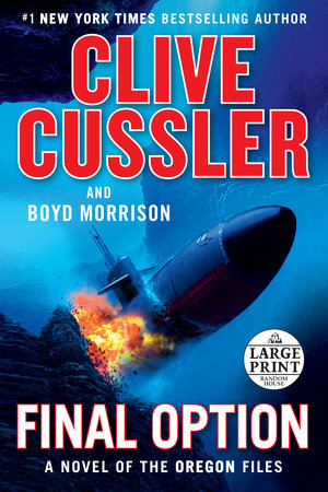 Final Option by Clive Cussler,Boyd Morrison