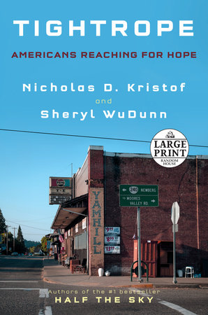 Tightrope by Nicholas D. Kristof and Sheryl WuDunn