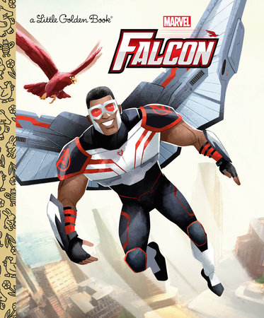 The Falcon (Marvel Avengers) by Frank Berrios