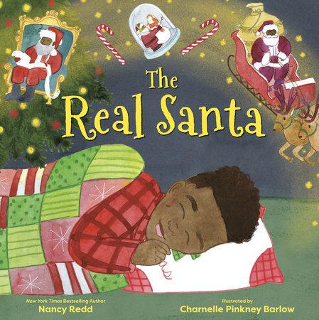 The Real Santa by Nancy Redd
