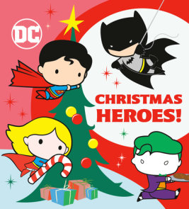 Christmas Heroes! (DC Justice League)