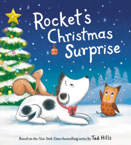 Rocket's Christmas Surprise