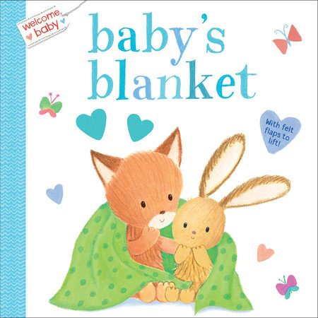 Welcome, Baby: Baby's Blanket by Dubravka Kolanovic