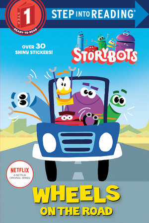 Wheels on the Road (StoryBots) by Scott Emmons