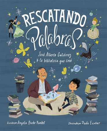 Rescatando palabras (Digging for Words Spanish Edition) by Angela Burke Kunkel