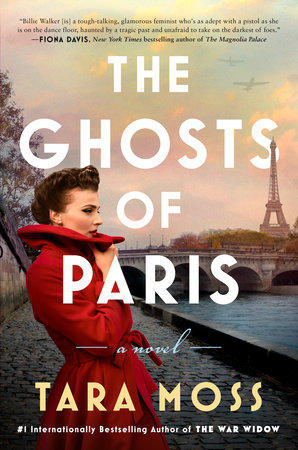 The Ghosts of Paris by Tara Moss