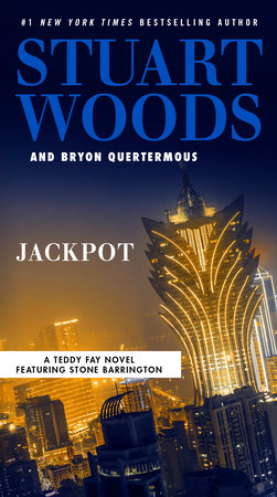Jackpot by Bryon Quertermous,Stuart Woods