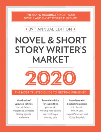 Novel & Short Story Writer's Market 2020 by