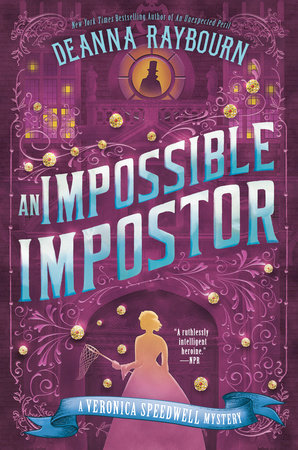 An Impossible Impostor by Deanna Raybourn