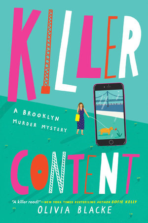 Killer Content by Olivia Blacke
