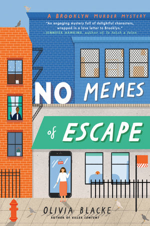 No Memes of Escape by Olivia Blacke