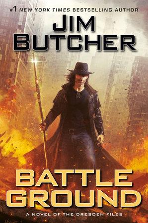 Battle Ground by Jim Butcher