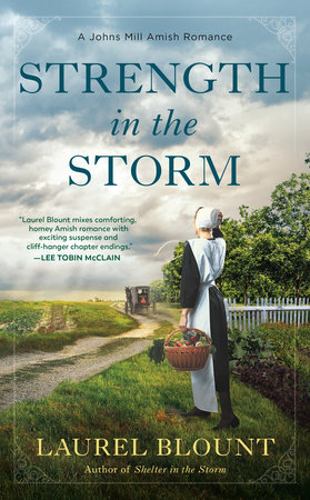 Strength in the Storm by Laurel Blount