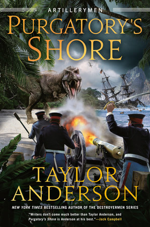 Purgatory's Shore by Taylor Anderson