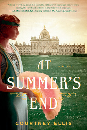 At Summer's End by Courtney Ellis