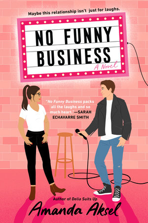 No Funny Business by Amanda Aksel