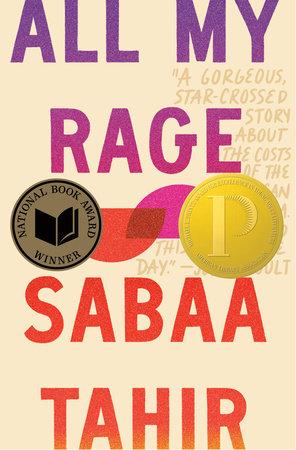 All My Rage by Sabaa Tahir