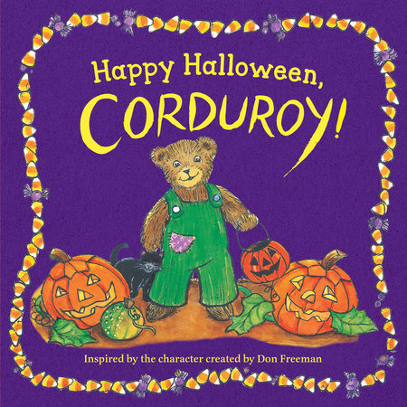 Happy Halloween, Corduroy! by