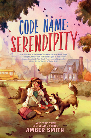 Code Name: Serendipity by Amber Smith