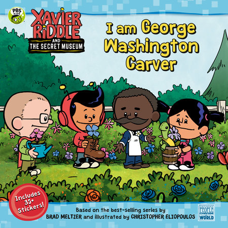I Am George Washington Carver by Brooke Vitale