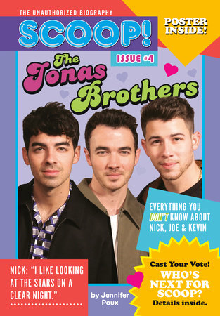 The Jonas Brothers by Jennifer Poux