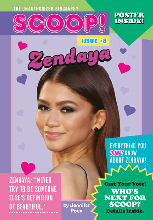 Zendaya by Jennifer Poux