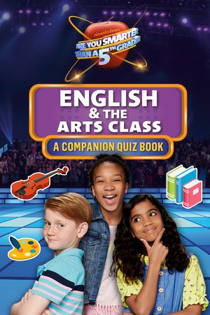 English & The Arts Class by Penguin Young Readers Licenses