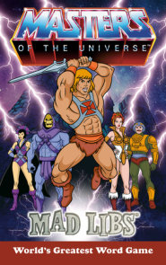 Masters of the Universe Mad Libs