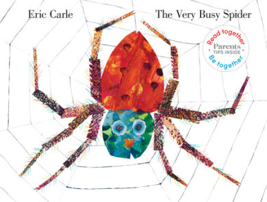 The Very Busy Spider: Read Together Edition