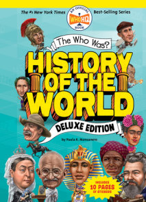 The Who Was? History of the World: Deluxe Edition