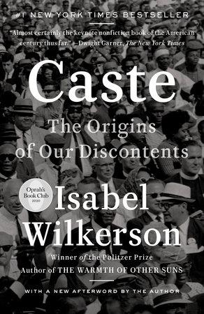 Caste (Oprah's Book Club) by Isabel Wilkerson