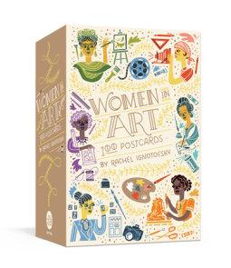 Women in Art: 100 Postcards