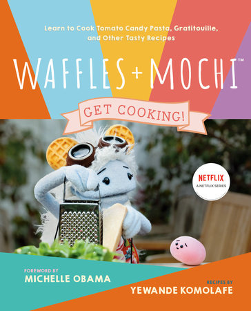 Waffles + Mochi: The Cookbook by Yewande Komolafe