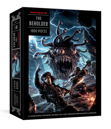 The Beholder Puzzle by Official Dungeons & Dragons Licensed