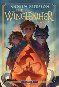 Wingfeather Saga 4-Book Bundle