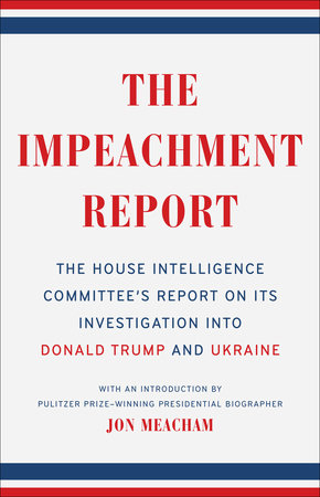 The Impeachment Report by The House Intelligence Committee