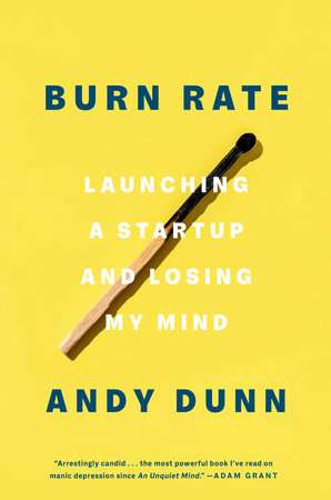 Burn Rate by Andy Dunn