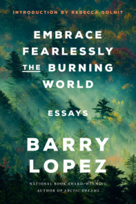 Embrace Fearlessly the Burning World
