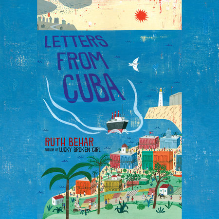 Letters from Cuba image cover