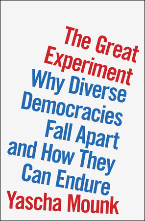 The Great Experiment by Yascha Mounk