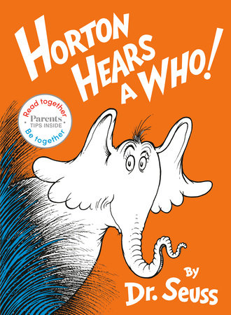 Horton Hears a Who: Read Together Edition by Dr. Seuss