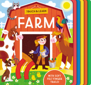 Touch & Learn: Farm