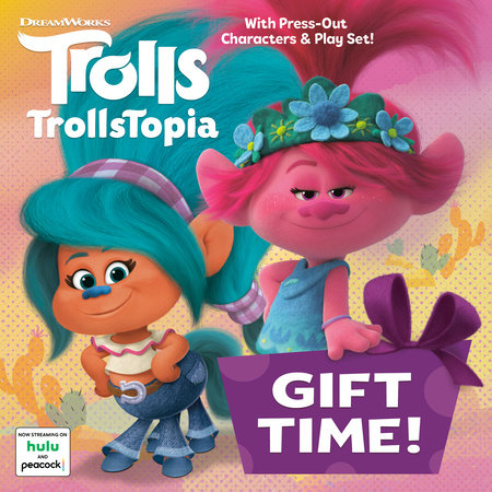 Gift Time! (DreamWorks TrollsTopia) by Random House